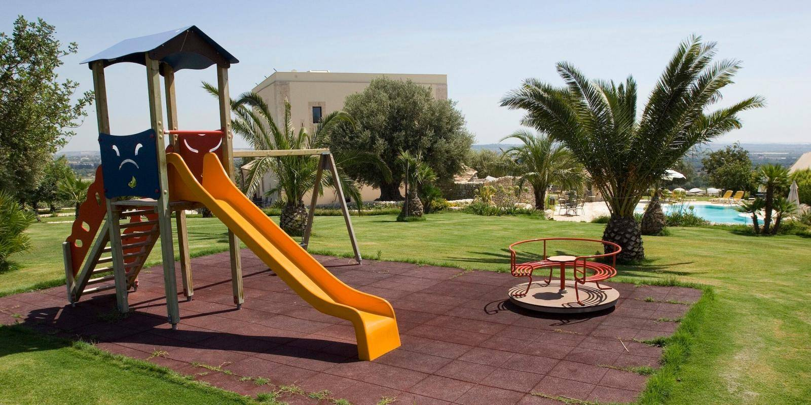 Family friendly hotel in Sicily